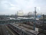 館林駅線路