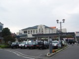 館林駅ロータリー